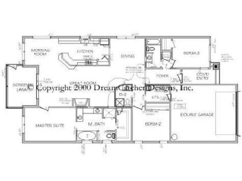 Dreamscapes Floor Plan